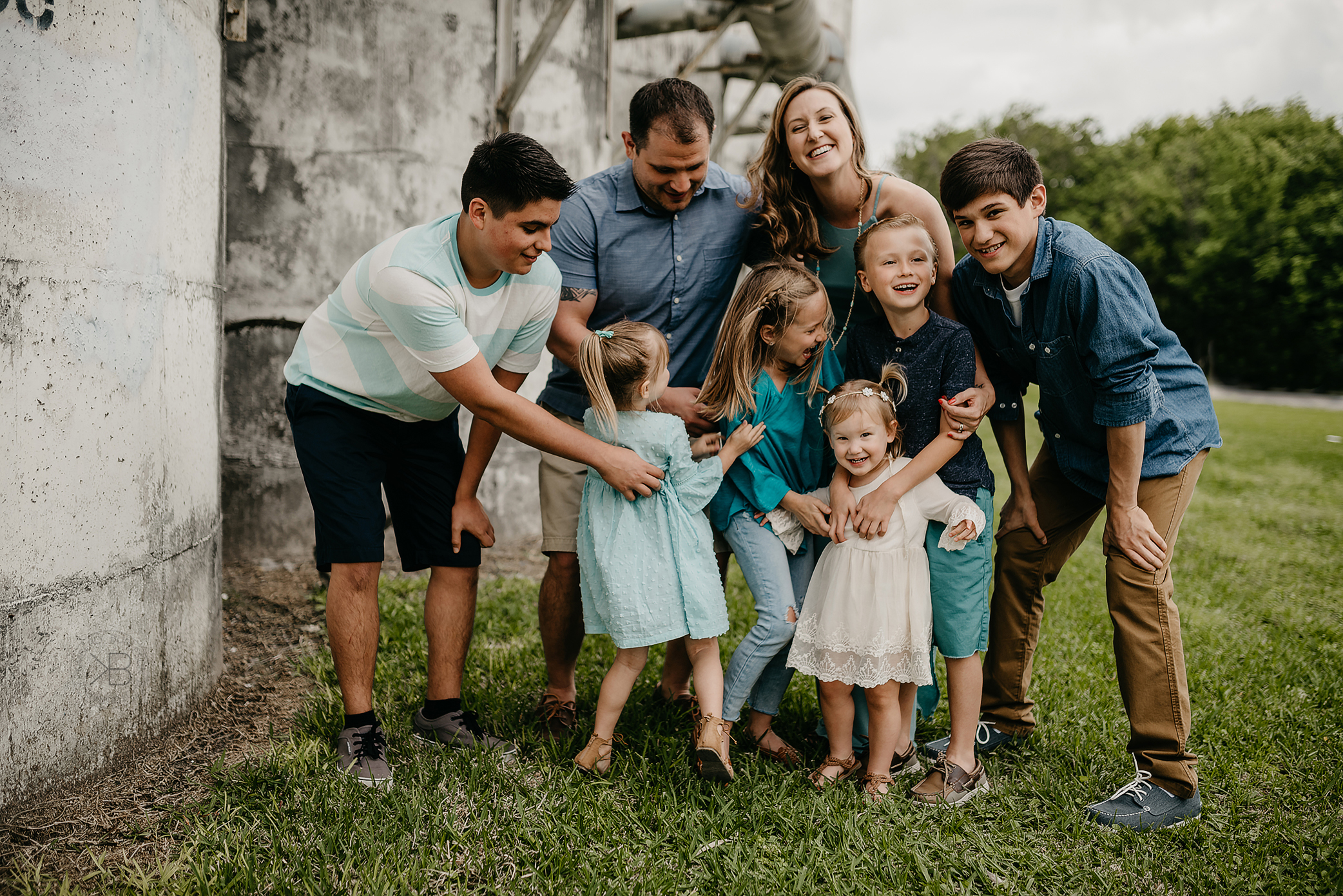 Houston Family Outdoor Photographer