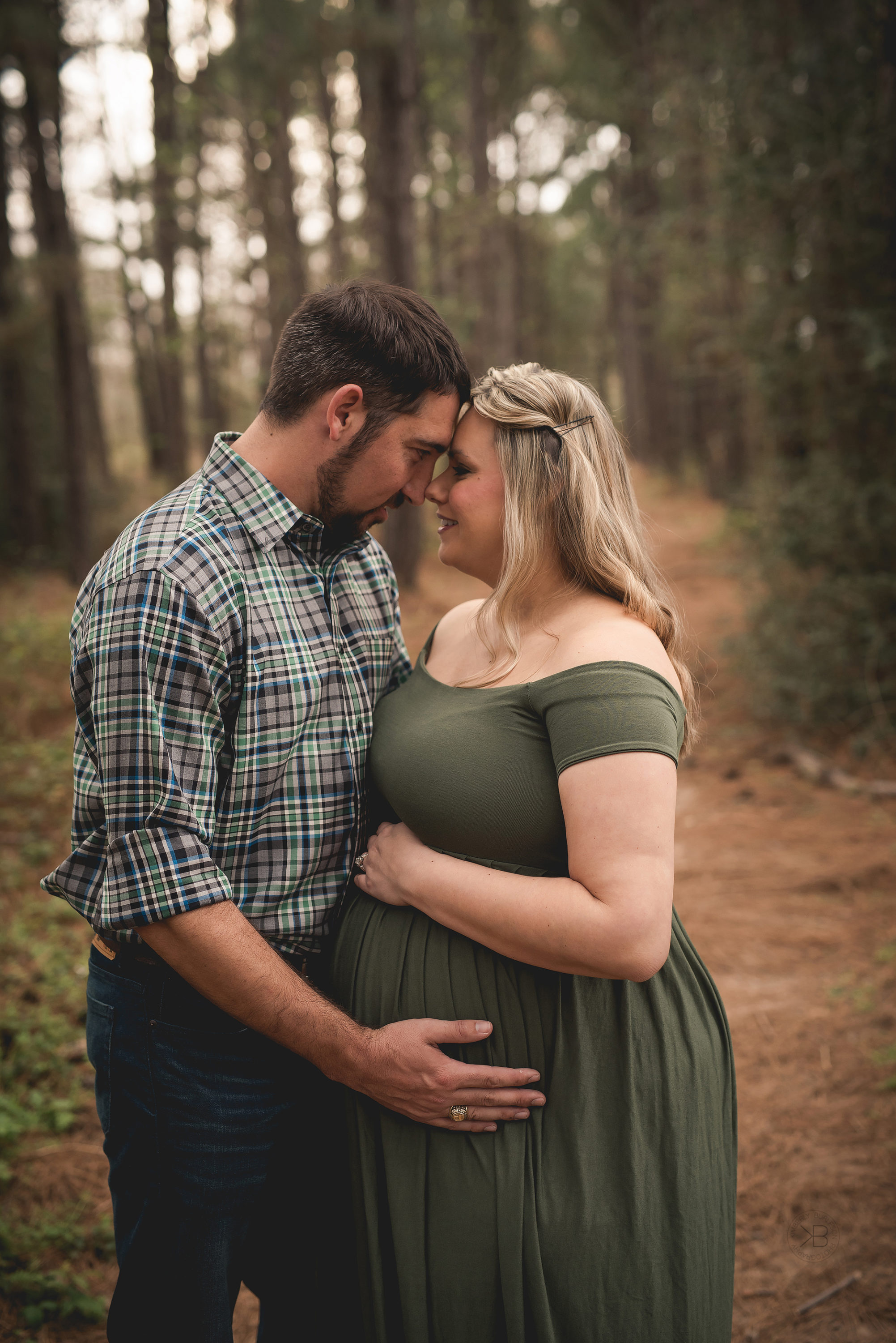 Richmond Natural Light Maternity Photographer